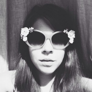 Crazy flower sunnies